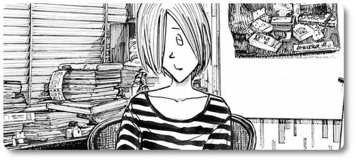 """NI 401. Novo mangá de """"Inio Asano"""" no Japão"""