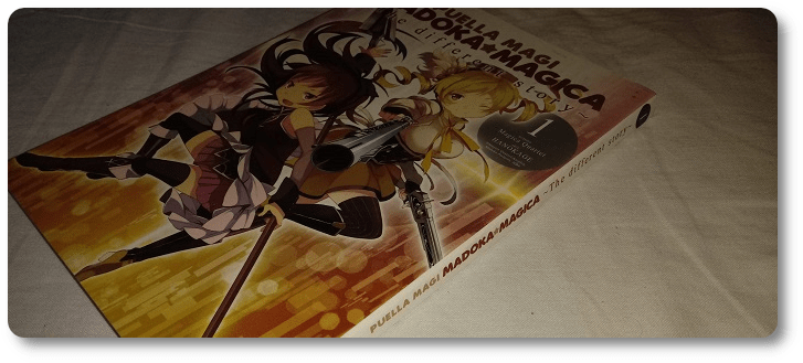 [DICA DE NATAL DO BBM] Puella Magi Madoka Magica – The Different Story