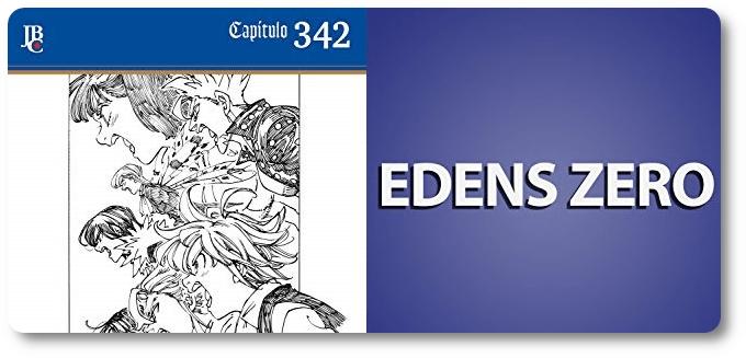 """Novos capítulos de """"Edens Zero"""" e """"The Seven Deadly Sins"""" já estão disponíveis"""