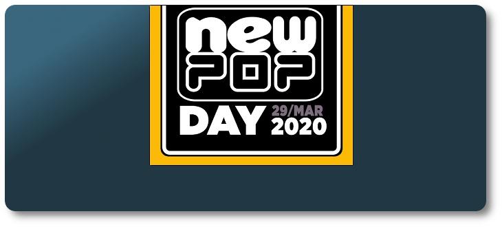 Evento NewPOP Day é adiado devido ao Covid-19