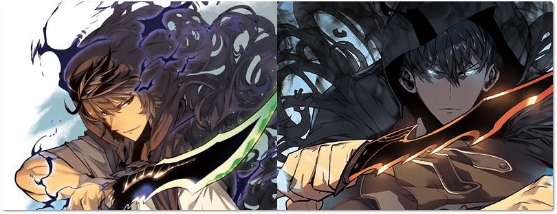 """""""Solo Leveling"""": NewPOP divulga os detalhes dos livros e da versão em quadrinhos"""