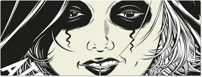"""Darkside Books lança em setembro o mangá """"DEATHDISCO"""""""
