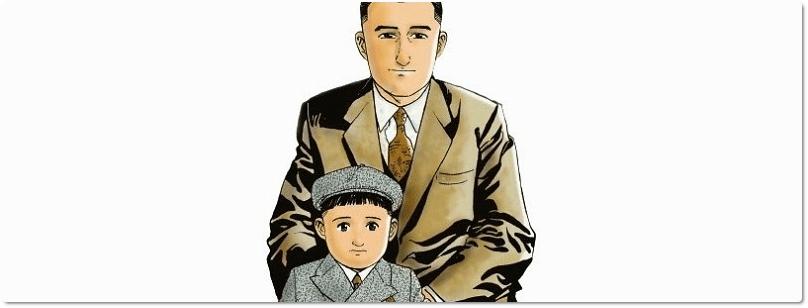 Pipoca & Nanquim publicará mais mangás de Jiro Taniguchi