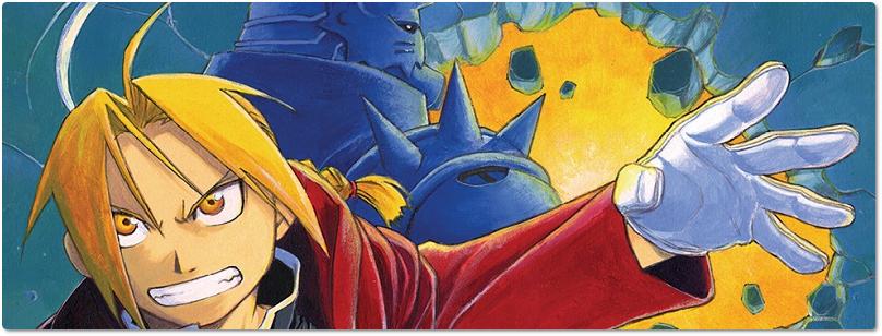 """Reimpressão de """"Fullmetal Alchemist"""" em pré-venda"""