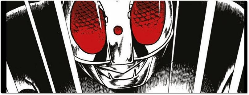 """NewPOP lança em maio o mangá """"Kamen Rider"""""""