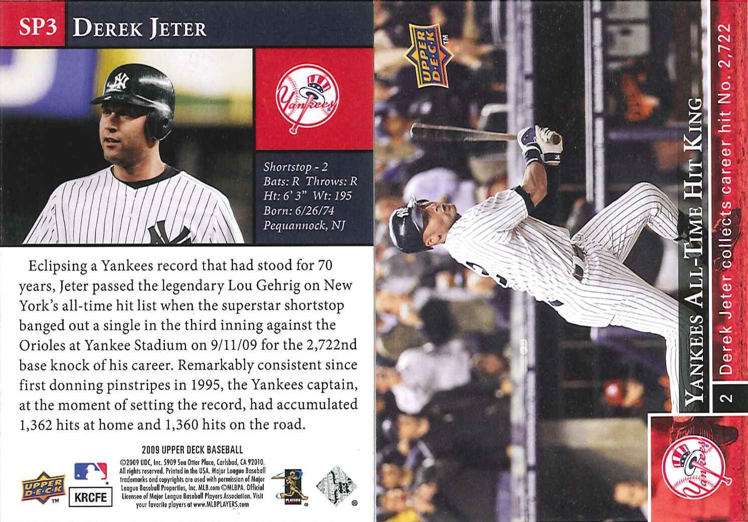 Jeter Hit King