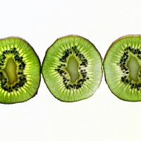 Gâteau vegan pomme / kiwi.