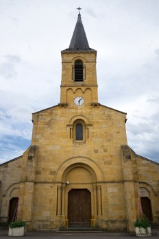 L'Eglise de Chambilly