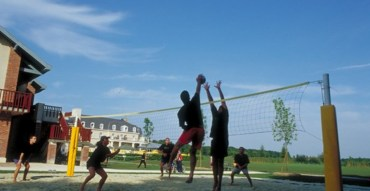 Team Buidling Volley Ball