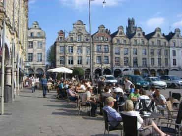 Place Victor Hugo, Arras