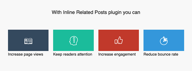 inline related posts plugin