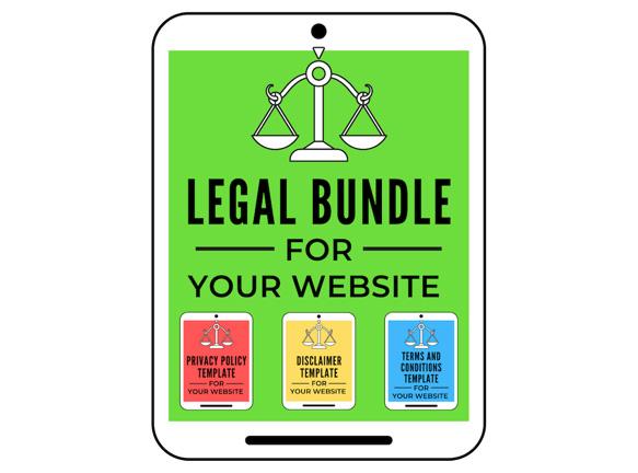 Legal Bundle For Your Website