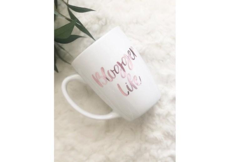 Blogger Life Mug