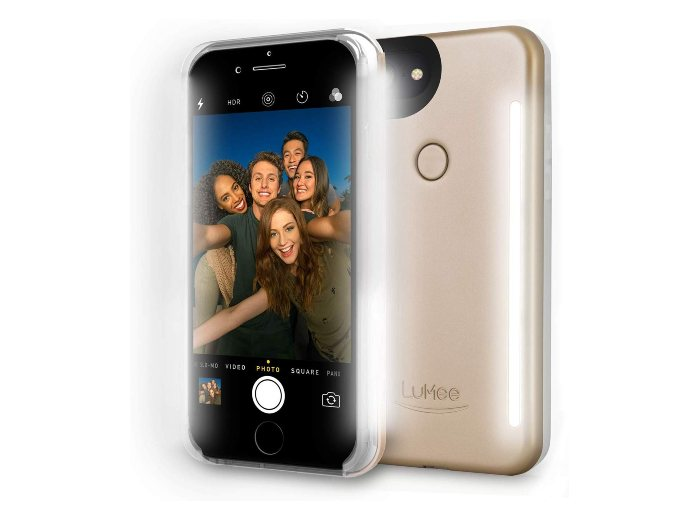 LuMee Phone Case With Lights