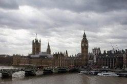 Big Ben văzut din London Eye