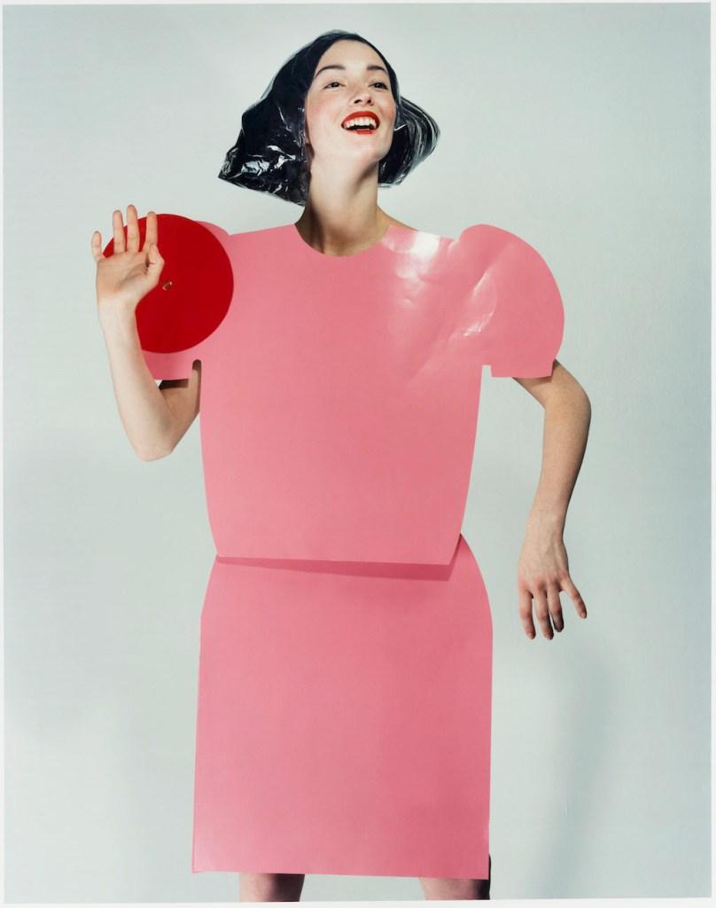 Audrey Marnay / iT Magazine / 1997 © Horst Diekgerdes
