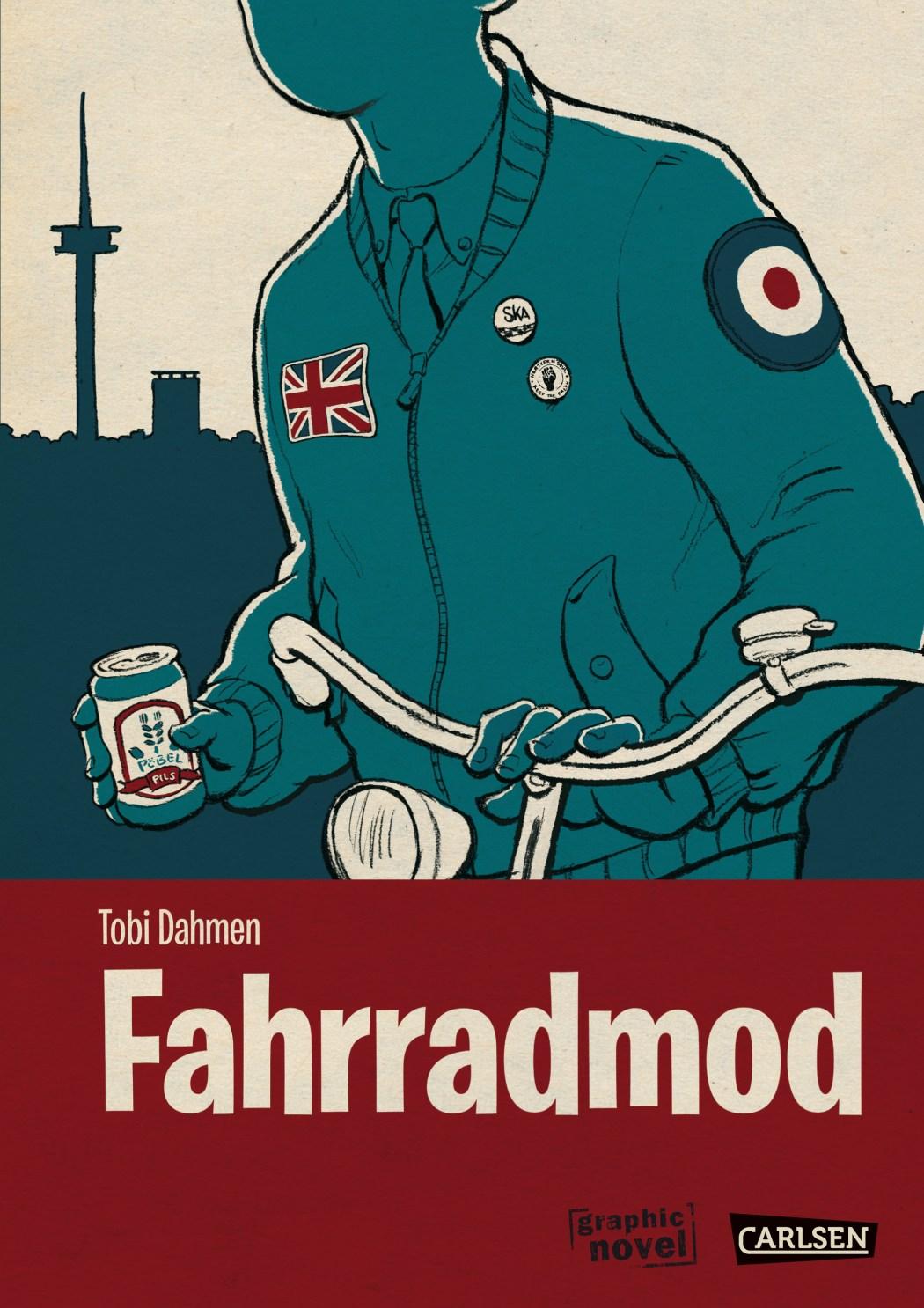 "Cover zu ""Fahrradmod"" (c) Carlsen"