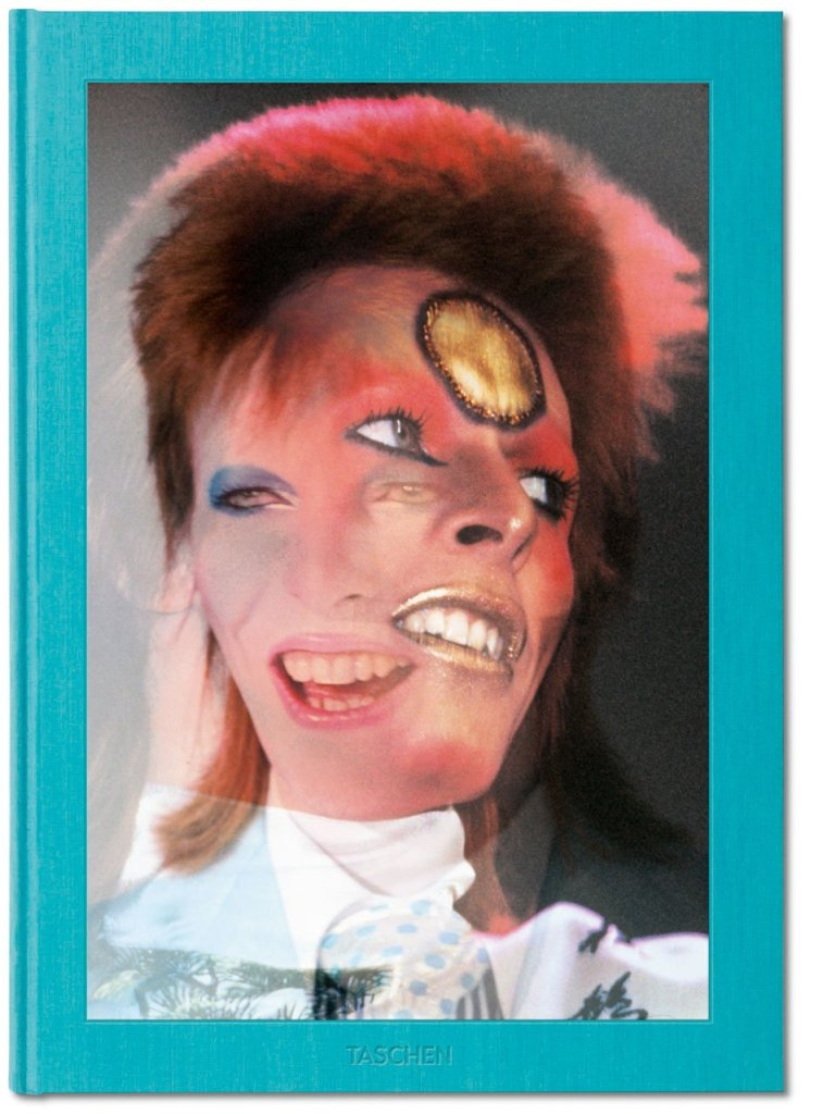 Lenticular Cover © Mick Rock