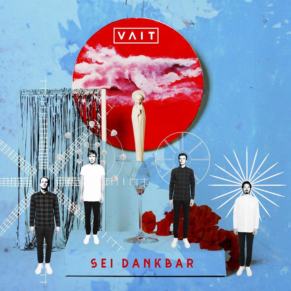 """Aktuelle LP """"Sei dankbar"""" (Artwork: Vera und Eva Kapser)"""