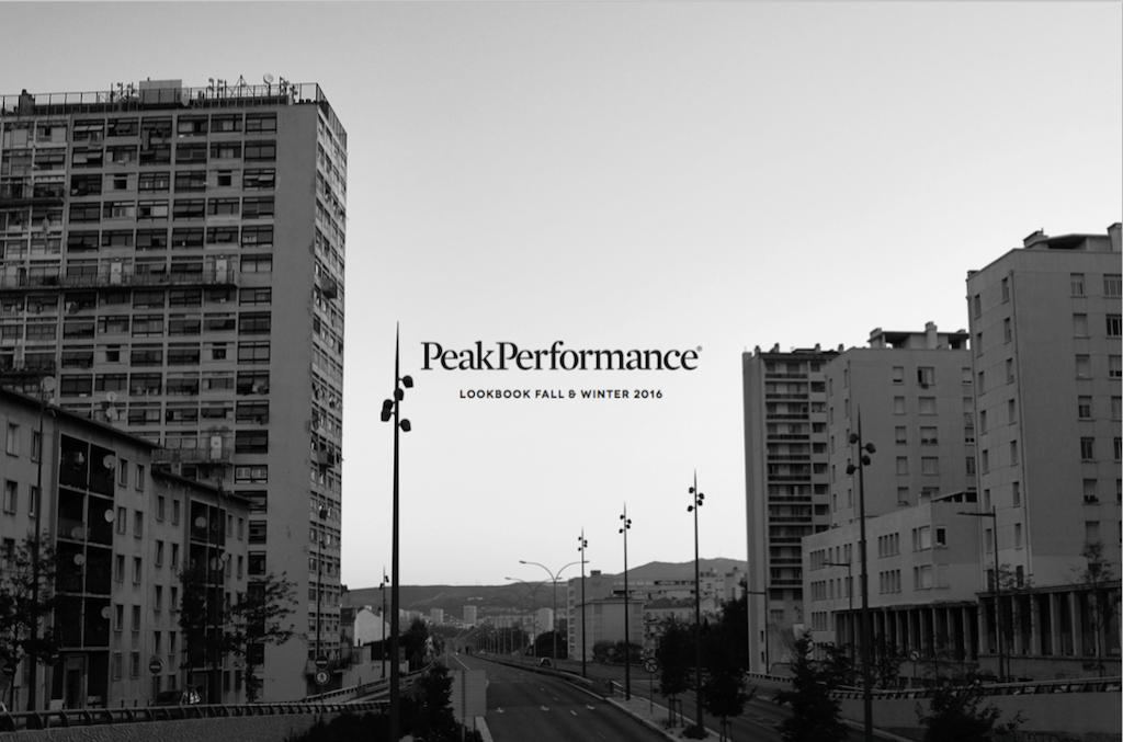 © Peak Performance Fall / Winter 2016