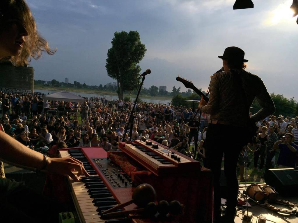 Live Golzheim Festival © Jens Vetter