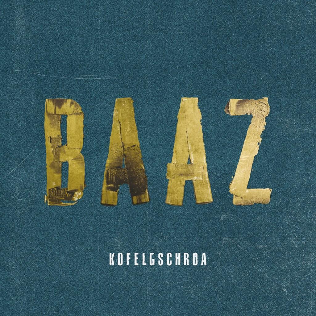 Das neue Album BAAZ © TRIKONT