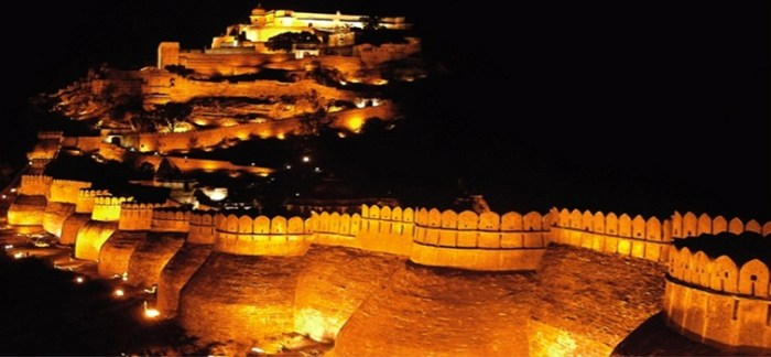 Image result for kumbhalgarh fort wall