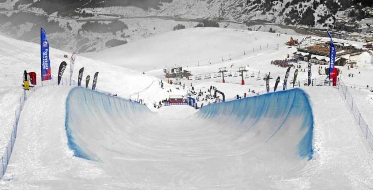 Halfpipe-para-practicar-snowboard