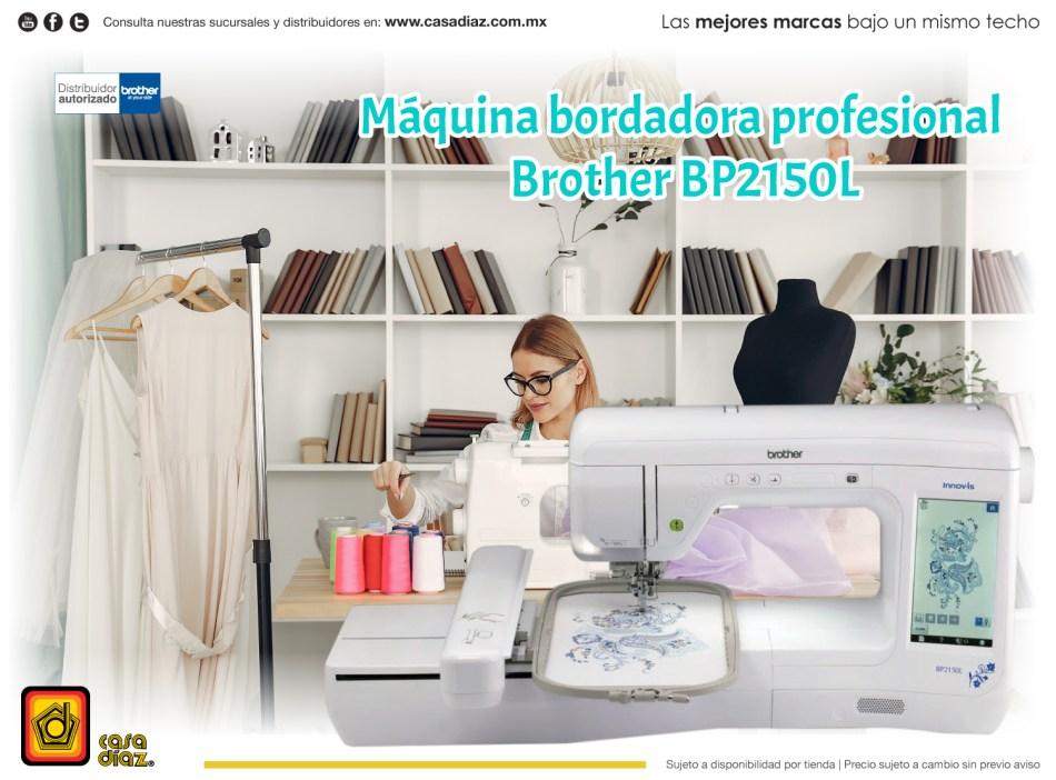 Bordadora BP2150L