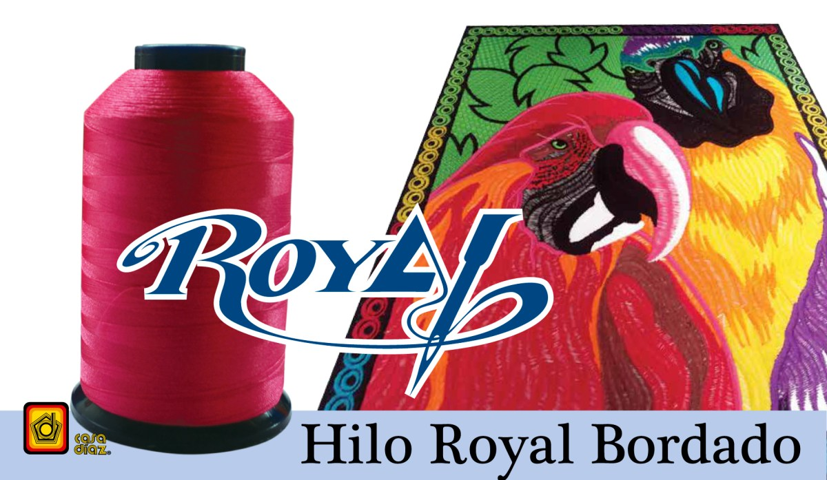 Hilo Royal Bordado