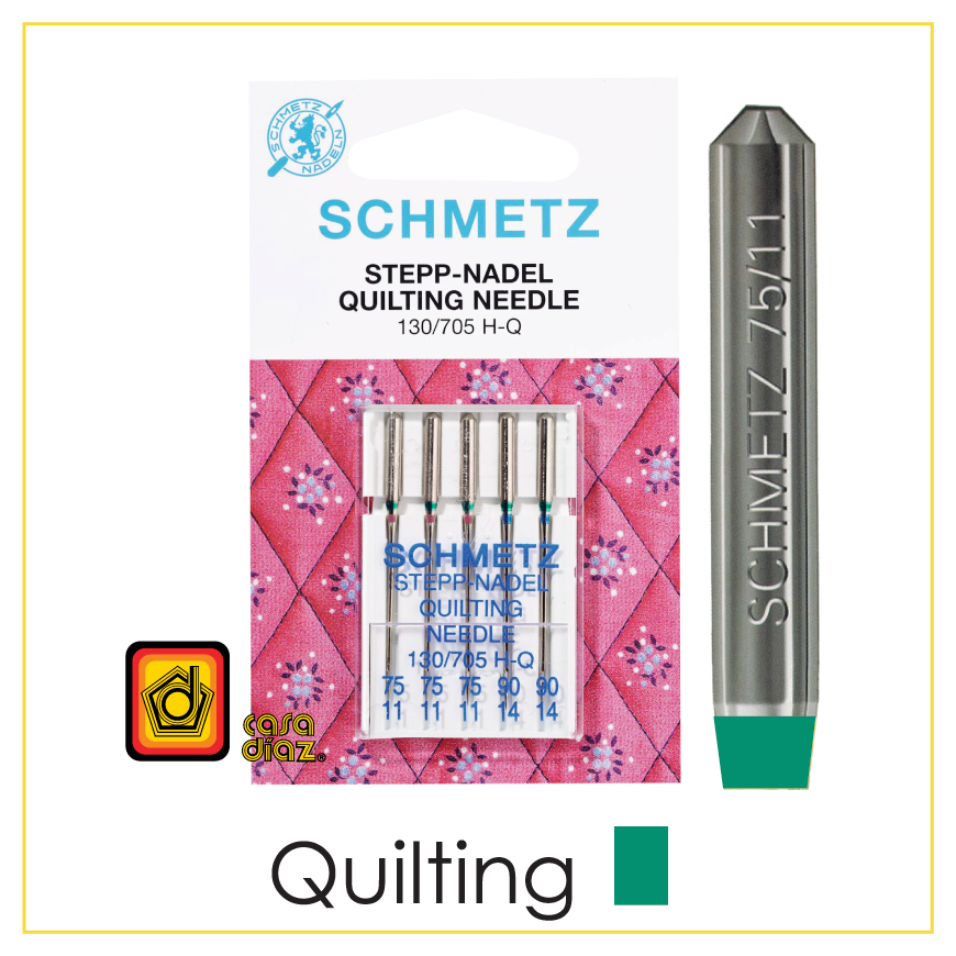 Aguja quilting