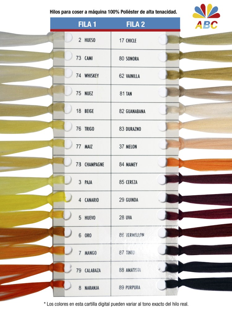 carta de colores hilos ABC_1