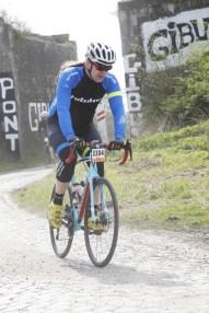 Paris-Roubaix - HIBIKE Racing Team