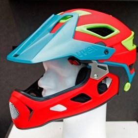 UVEX Jakkyl HDE - Der Helm mit zwei Gesichtern, das Leichtgewicht wurde mit einem Eurobike Gold Award ausgezeichnet