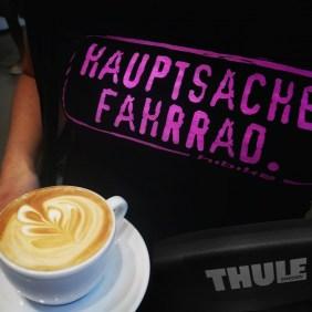 bester Kaffe der Eurobike