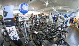 HIBIKE Laden Kronberg: Hauptsache Fahrrad