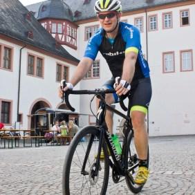 Daniel testet das Roubaix
