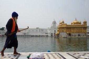 Golden Temple ist das größte Heiligtum der Sikh