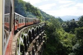 Mit dem Toy Train von Kalka nach Shimla