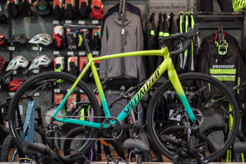Specialized Crux E5 - HIBIKE Laden
