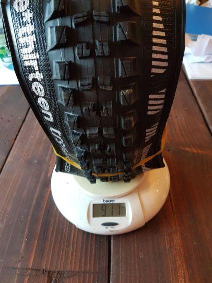 TRS Race Gewicht