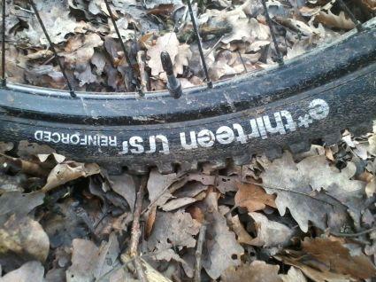 on Tour mit den TRS Reifen