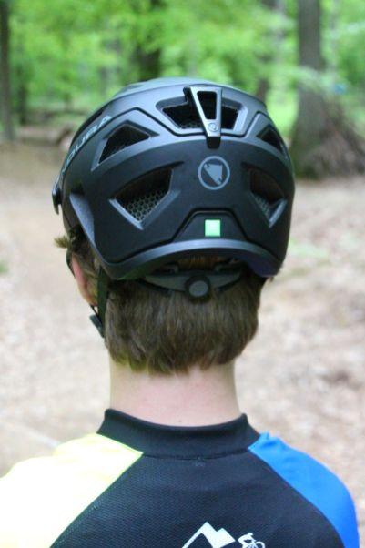 Endura MT500 Helm Ansicht