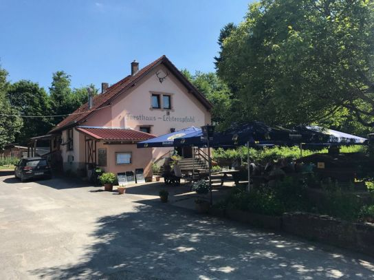 Gasthaus Echterspfahl - Eselsweg