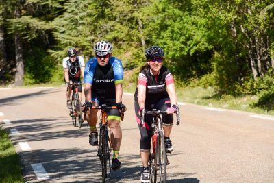 Provence Rennradfahren