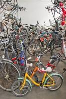 Fahrräder für Afrika - abgegebene Räder