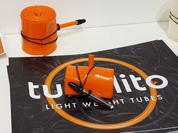 Tubolito - der ultraleichte Schlauch