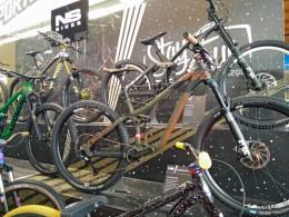NS Bikes - neue Fraben für 2018