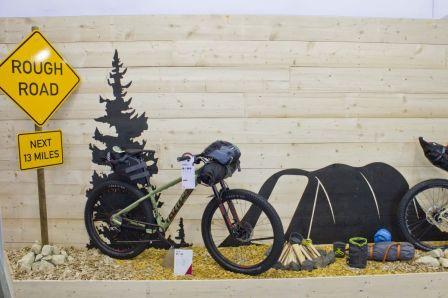 Auch Ghost setzt auf Bikepacking