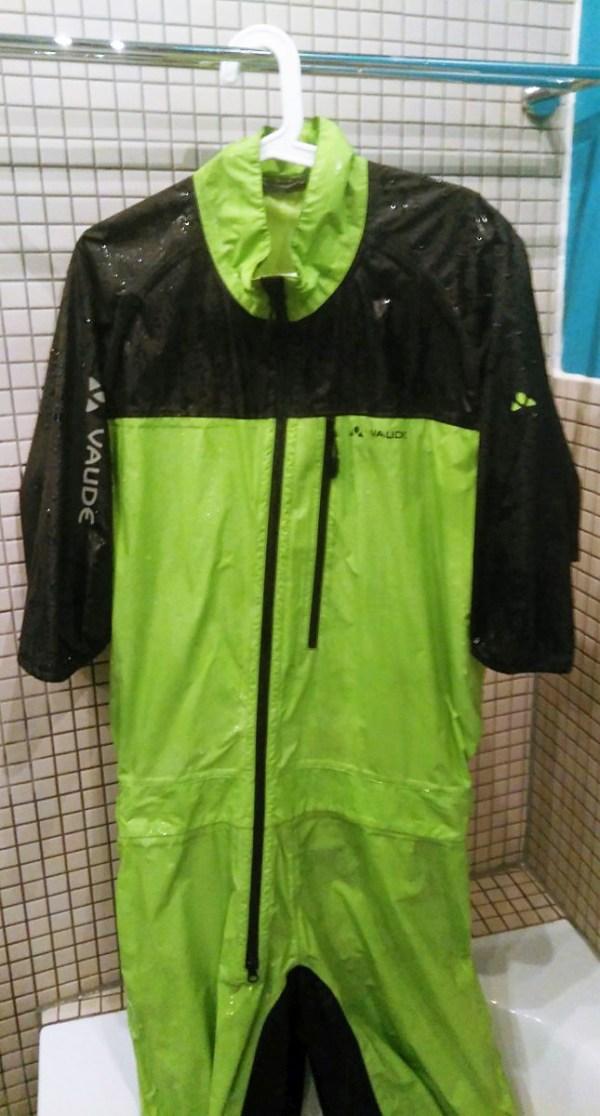 Duschengereinigt Vaude Moab Rain Suit